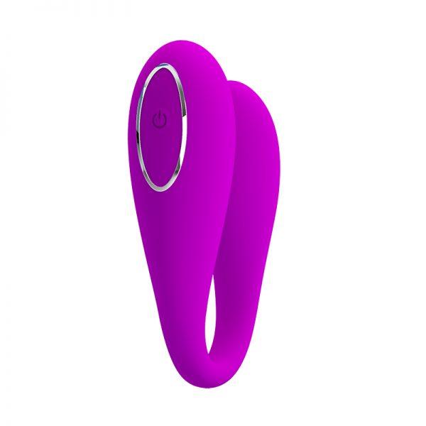 Вибратор «Pretty Love» с Bluetooth управлением для пар «August» BI-014582HP
