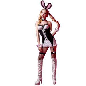 Эротический Костюм «Сладкий кролик»  P6028